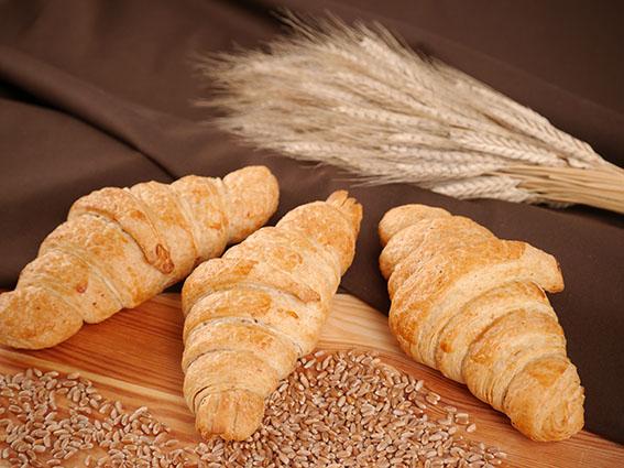 Croissant zum Aufbacken
