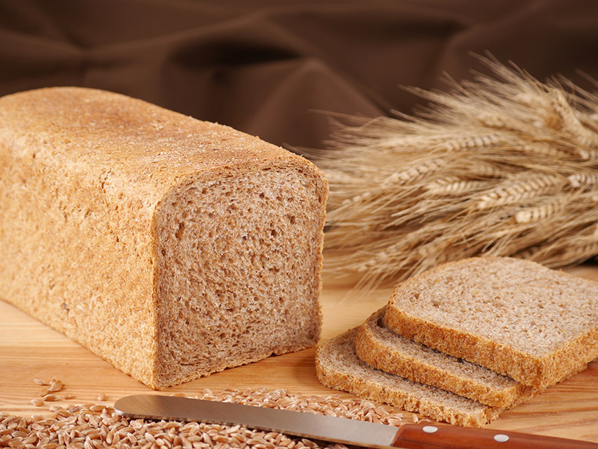 Weizen-Vollkorn-Toast